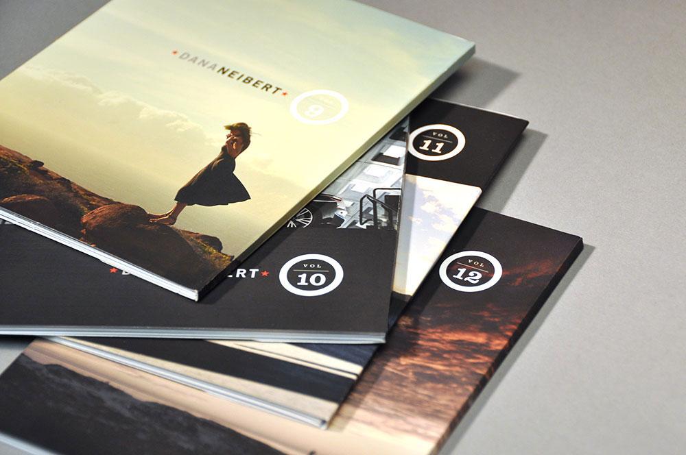 Dana Neibert 2015 Promotional Books